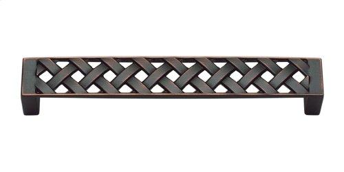 Lattice Pull 5 1/16 Inch (c-c) - Venetian Bronze