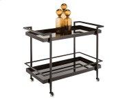 Livingston Bar Cart - Black Product Image