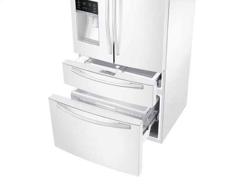 25 cu. ft. 4-Door French Door Refrigerator
