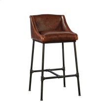 Iron Pipe Bar Stool