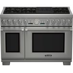 Thermador48 inch Professional Series Pro Grand Commercial Depth All Gas Range PRG486NLG