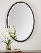 Casalina Oil Rubbed Bronze Oval Mirror Product Image