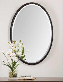 Casalina Oil Rubbed Bronze Oval Mirror