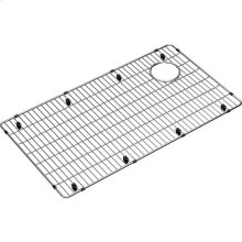 "Elkay Crosstown Stainless Steel 29-1/4"" x 16-1/4"" x 1-1/4"" Bottom Grid"