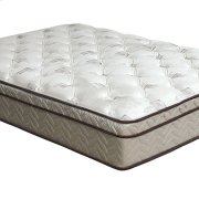 King-Size Lilium Euro Pillow Top Mattress Product Image