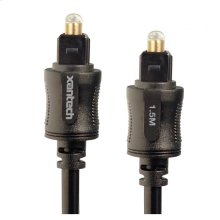Xantech EX Series TOSLINK Cable (1.5m)