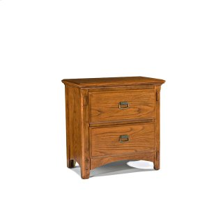 Bedroom - Pasadena Revival 2 Drawer Nightstand
