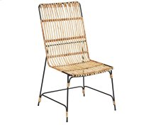 Natural Entwine Rattan Side Chair