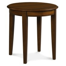 Mcdonald Round Accent Table