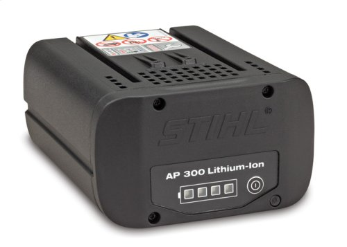 Stihl's AP300 is the most powerful handheld lithium-ion battery