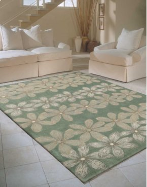 Contour Con16 Sag Rectangle Rug 5' X 7'6''