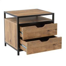 Quinton 2-drawer Nightstand