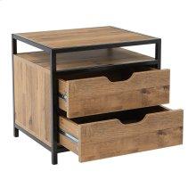Quinton 2-drawer Nightstand