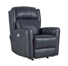 Royal Leather Recliner