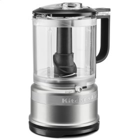 5 Cup Food Chopper - Contour Silver