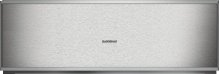 """400 series storage drawer WS 463 010 Stainless steel-backed glass front Width 24"""" (60 cm), Height 8 1/4"""" (21 cm)"""