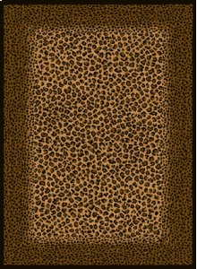 Legends Leopard Skin Rugs