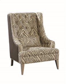 Gray Serengeti Arm Chair Product Image
