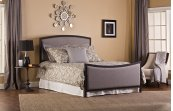 Bayside Queen Bed Set - Black