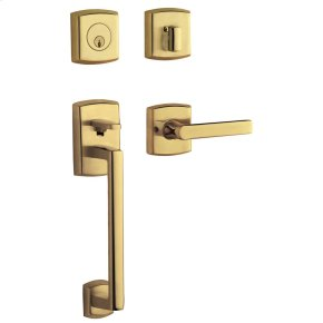 Non-Lacquered Brass Soho Sectional Trim