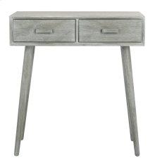 Dean 2 Drawer Vanity Desk - Slate Grey