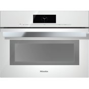 DGC 6800-1 - Steam oven with full-fledged oven function and XL cavity combines two cooking techniques - steam and convection.