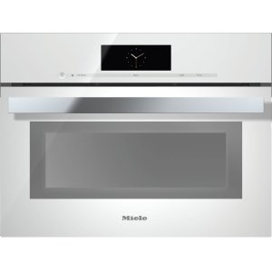 MieleSteam oven with full-fledged oven function and XL cavity combines two cooking techniques - steam and convection.
