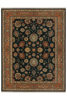 Sultana Navy Rectangle 8ft 8in x 10ft