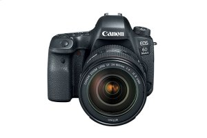 Canon EOS 6D Mark II EF 24-105mm f/4L IS II USM Kit Digital SLR Camera