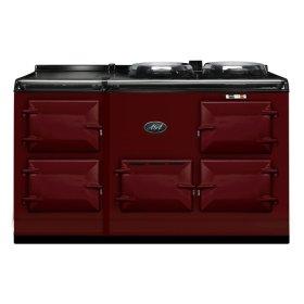 Claret 4-Oven AGA Cooker (gas) Cast-iron range cooker