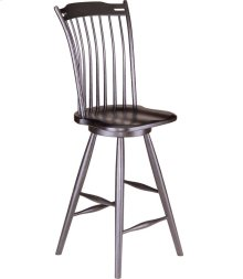 Rod Back Counter Stool