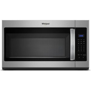 1.7 cu. ft. Microwave Hood Combination with Electronic Touch Controls - FINGERPRINT RESISTANT STAINLESS STEEL