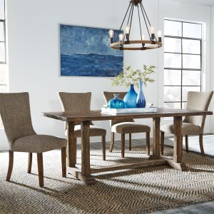 Liberty Furniture Industries5 Piece Trestle Table Set