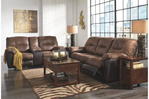 8 PIECE RECLINING LIVING ROOM PACKAGE 555624