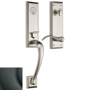 Oil-Rubbed Bronze Cody 3/4 Handleset