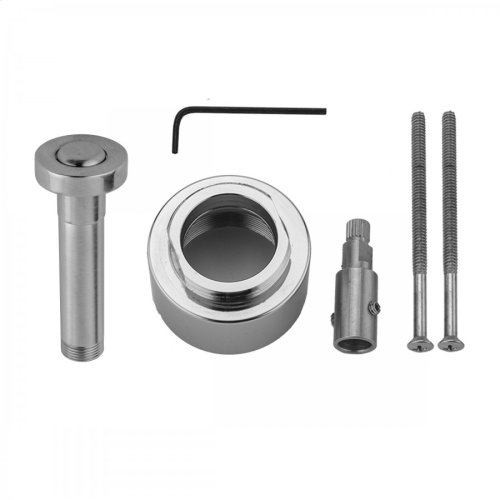 Satin Copper - All Brass Extension Kit For Pressure Balance Cycling Valve