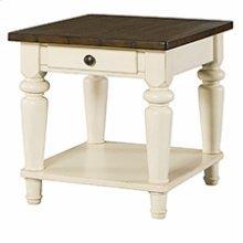 Heartland Rectangular Drawer End Table