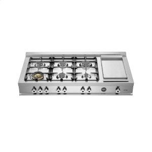 Bertazzoni48 Rangetop 6-burner Stainless
