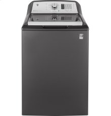 GE® 4.5 cu. ft. Capacity Washer with Stainless Steel Basket