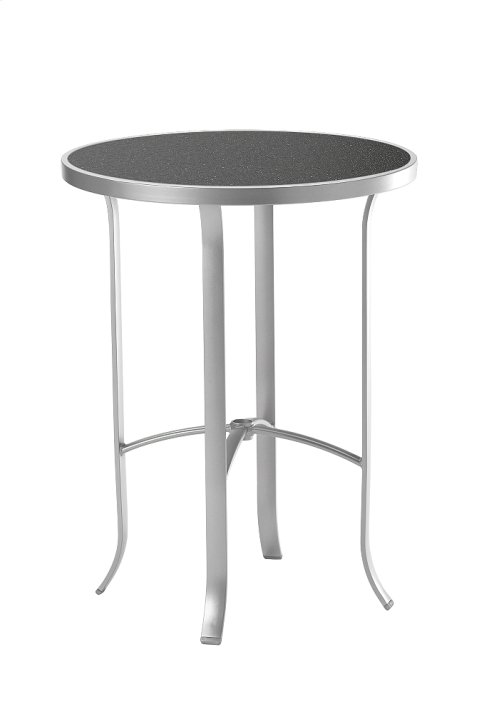"Raduno 30"" Round HPL Bar Table"