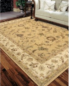 Nourison 3000 3104 Yel Rectangle Rug 2'6'' X 4'2''