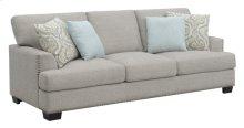 Sofa W/4 Pillows-gray #sequoia Driftwood