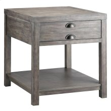 Bridgeport Rectanglular End Table
