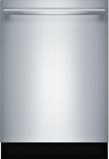 500 Bar Hndl, 5/5 cycles, 44 dBA, Flex 3rd Rck, UR glide, InfoLight - SS