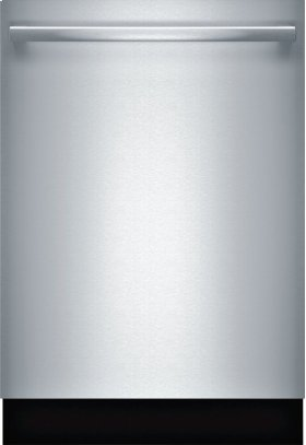 300 DLX Bar Hndl, 5/5 cycles, 44 dBA, 3rd Rck, InfoLight - SS