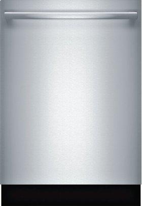 800 Bar Hndl, 6/6 cycles, 39 dBA, Prem 3rd Rck, UR glide, Touch Cntrls, InfoLight - SS
