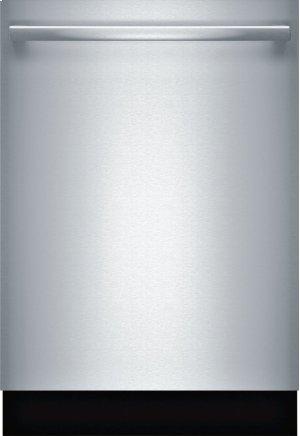 800 Bar Hndl, 6/6 cycles, 39 dBA, Prem 3rd Rck, UR glide, Touch Cntrls, InfoLight - SS Product Image