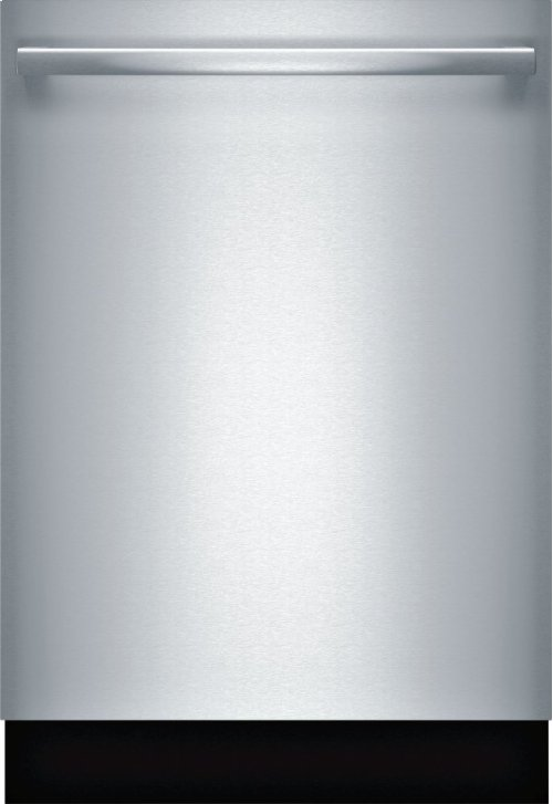 300 Bar Hndl, 5/4 cycles, 44 dBA, 3rd Rck, InfoLight - SS