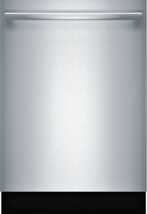 300 Bar Hndl, 5/4 cycles, 44 dBA, 3rd Rck, Wtr Sft, Touch Cntrls, InfoLight - SS