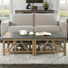 Weatherford - Bunching Coffee Table Top - Bluestone Finish Product Image
